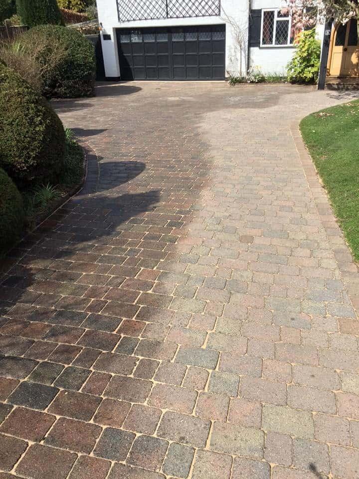 Benefits of Driveway Sealing | LBC Exterior Clean